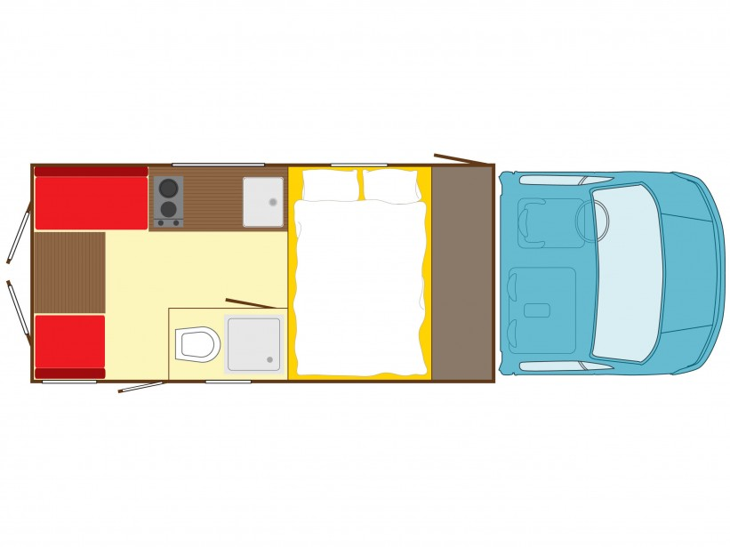 Layout of the Tonke fieldsleeper