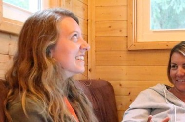 This Daughter Challenged Her Mom to a Three Night Stay in a Tiny House. They Both Survived.