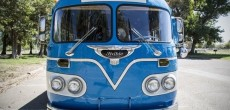 See This Stunning 1949 Flxible Clipper Motorhome Conversion. So Clean and Modern.