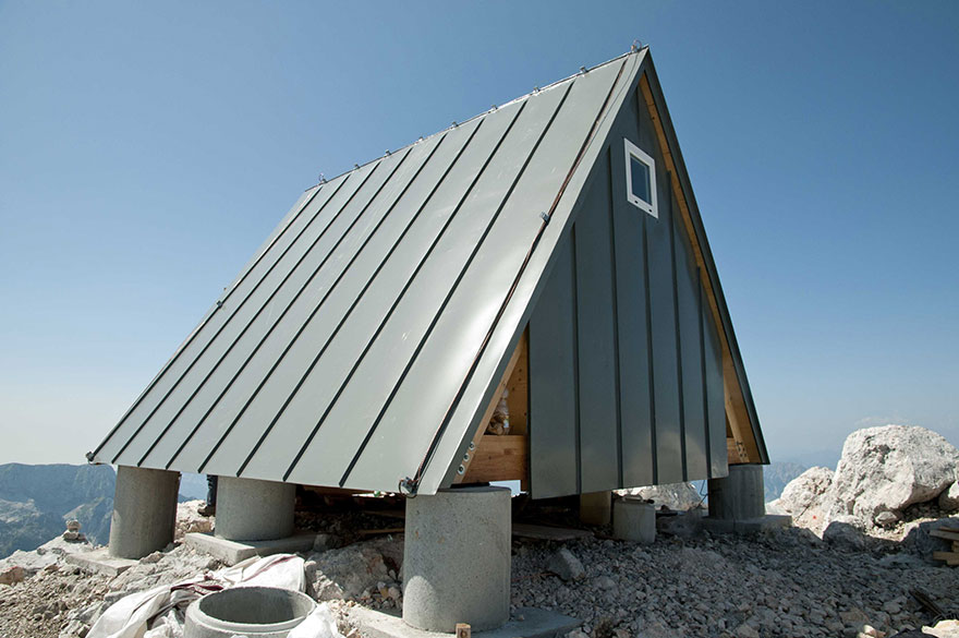 This tiny house is built incredibly strong