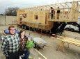 Young University of Wisconsin Grad Decides to Live the Tiny House Lifestyle