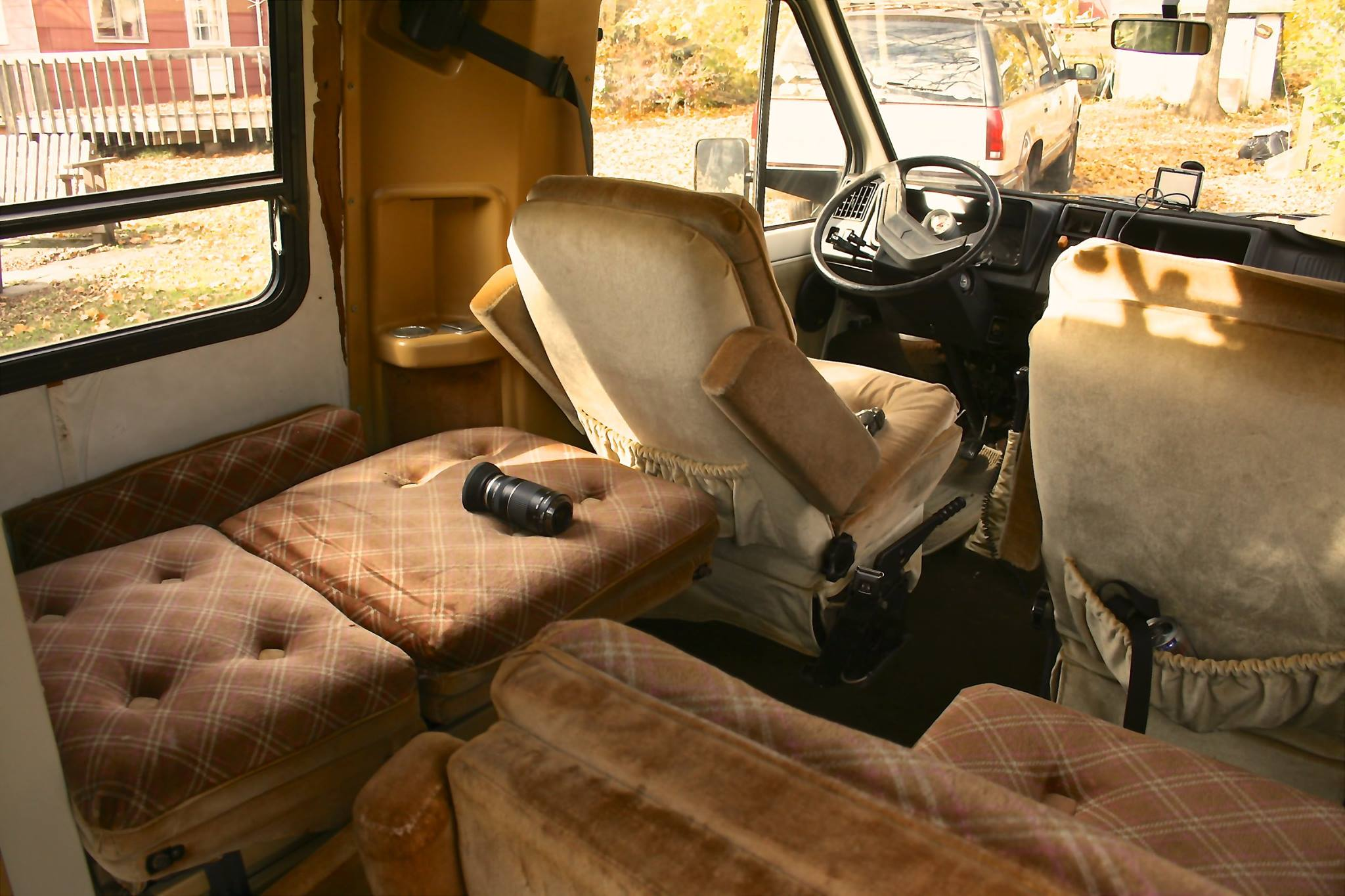 interior of a lesharo