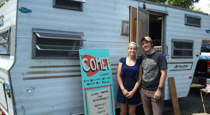 See Why One Woman's COMET Camper Is Truly out of This World.