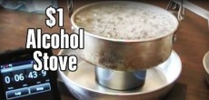 How To Make Your Own Insanely Cheap DIY Alcohol Camp Stove
