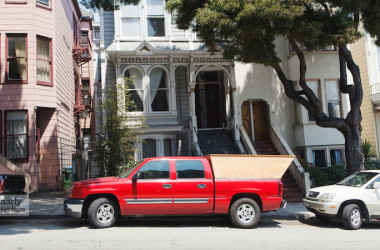 Man Makes His Own Custom Wooden Truck Camper. He'll Make One For You For $880 (If You Live In San Francisco).