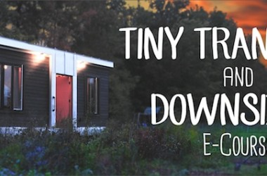 Declutter Your Destiny With CometCamper's Tiny Transition And Downsizing E-Course