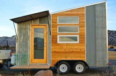 Living Small Is Really Living Big In This Rustic, Modern Tiny House