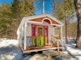 Can You Hold a Hammer? Then You Can Build This Tiny House From a Kit
