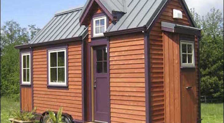 High Quality 8'x18′ Tiny House From JADE Craftsman Builders