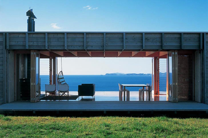 New Zealand Beach House