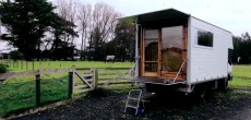 New Zealand Couple Call DIY Box Truck Home