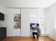 291 Square Foot Apartment Demonstrates Multi-Use Nirvana