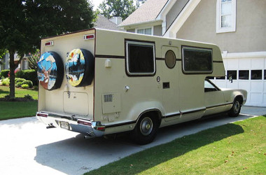 Built For A Retired RV Executive This Toronado Camper Is One Of A Kind