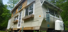 This Kirkwood Tiny House Is Actually A Highly Modified 2004 Fleetwood Trailer