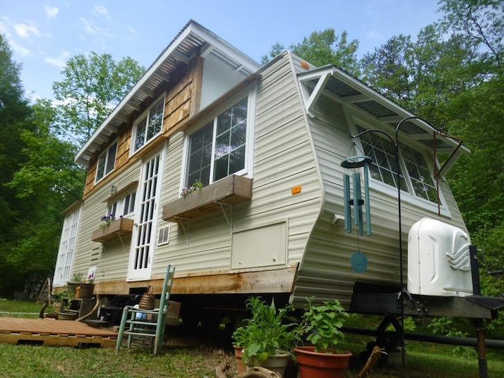 This Kirkwood Tiny House Is Actually A Highly Modified