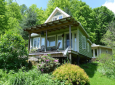 Charming Cottage Built By Couple With Own Hands Over 6 Years